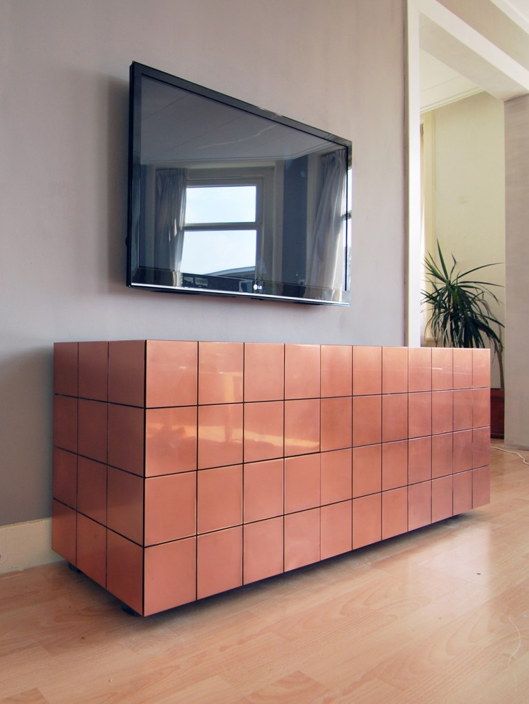 copper cupboard