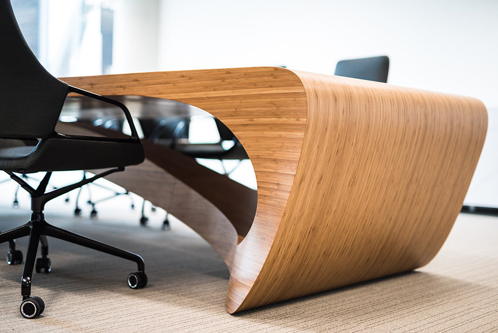 Form Follows Function Boardroom Table