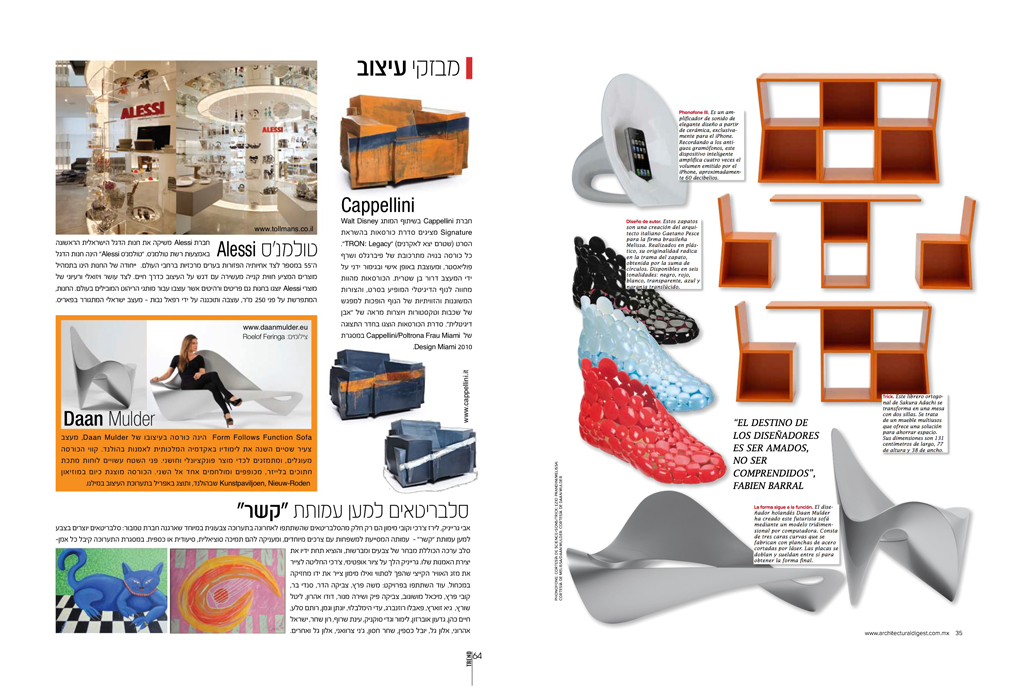 selection of publications